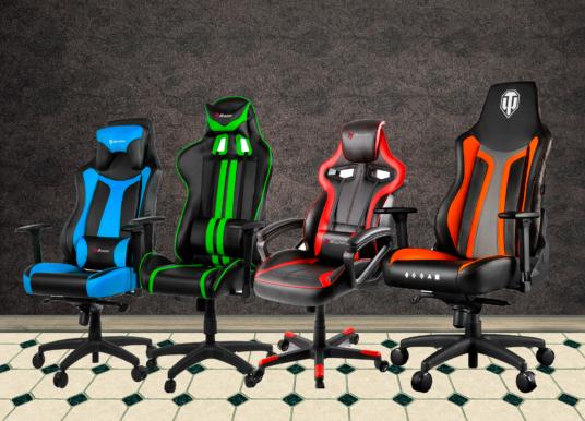 Gamer stol – Guide til de bedste kontorstole til gaming