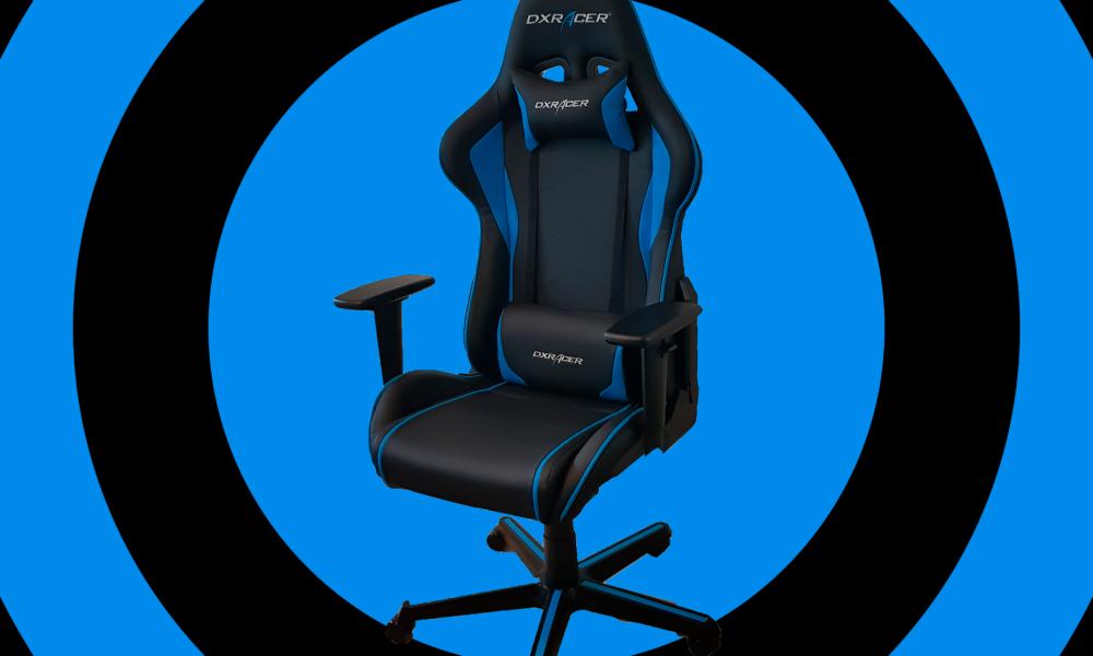 Test af DXRacer Formula gamer stol